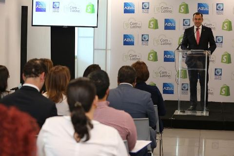 AZUL trae al país Shopify, la mayor plataforma de tiendas virtuales del mundo