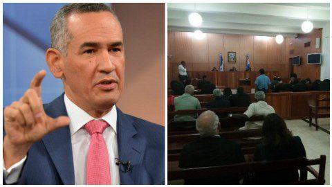 Aplazan juicio de fondo a ex director del INAPA por supuesta corrupción