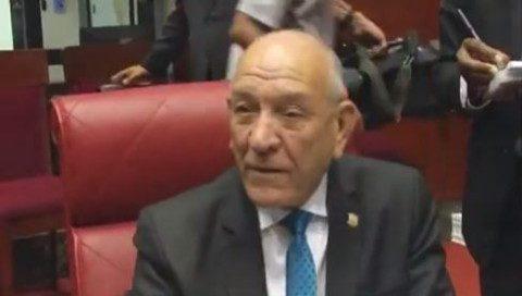 """Senador Rafael Calderón: """"Si es el presidente Danilo que garantiza el triunfo del PLD en 2020, se modificará la constitución si él está de acuerdo"""""""