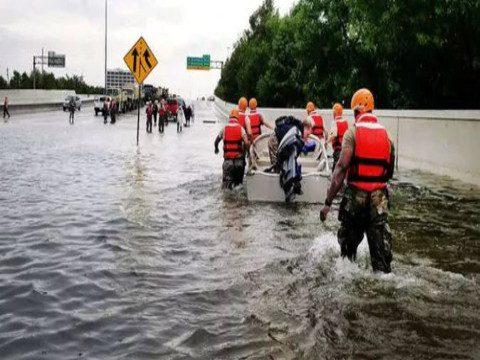 Estados Unidos: huracán Harvey deja al menos 46 muertos