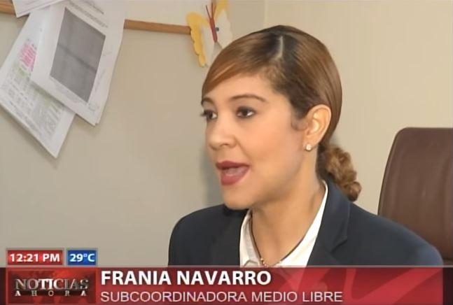 Interrogan subdirectora del programa Medio Libre por caso Quirinito