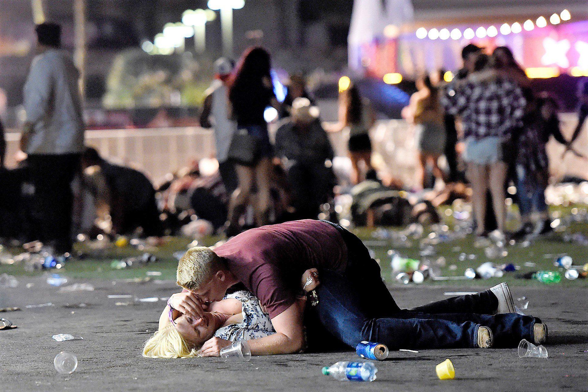 Matthew Cobos símbolo de esperanza en masacre de Las Vegas