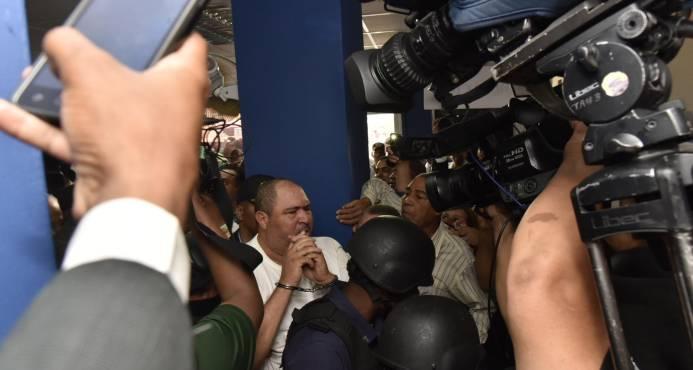 """Circula video de """"El Grande"""" diciendo que fue torturado para inculparse en caso Yuniol Ramírez"""
