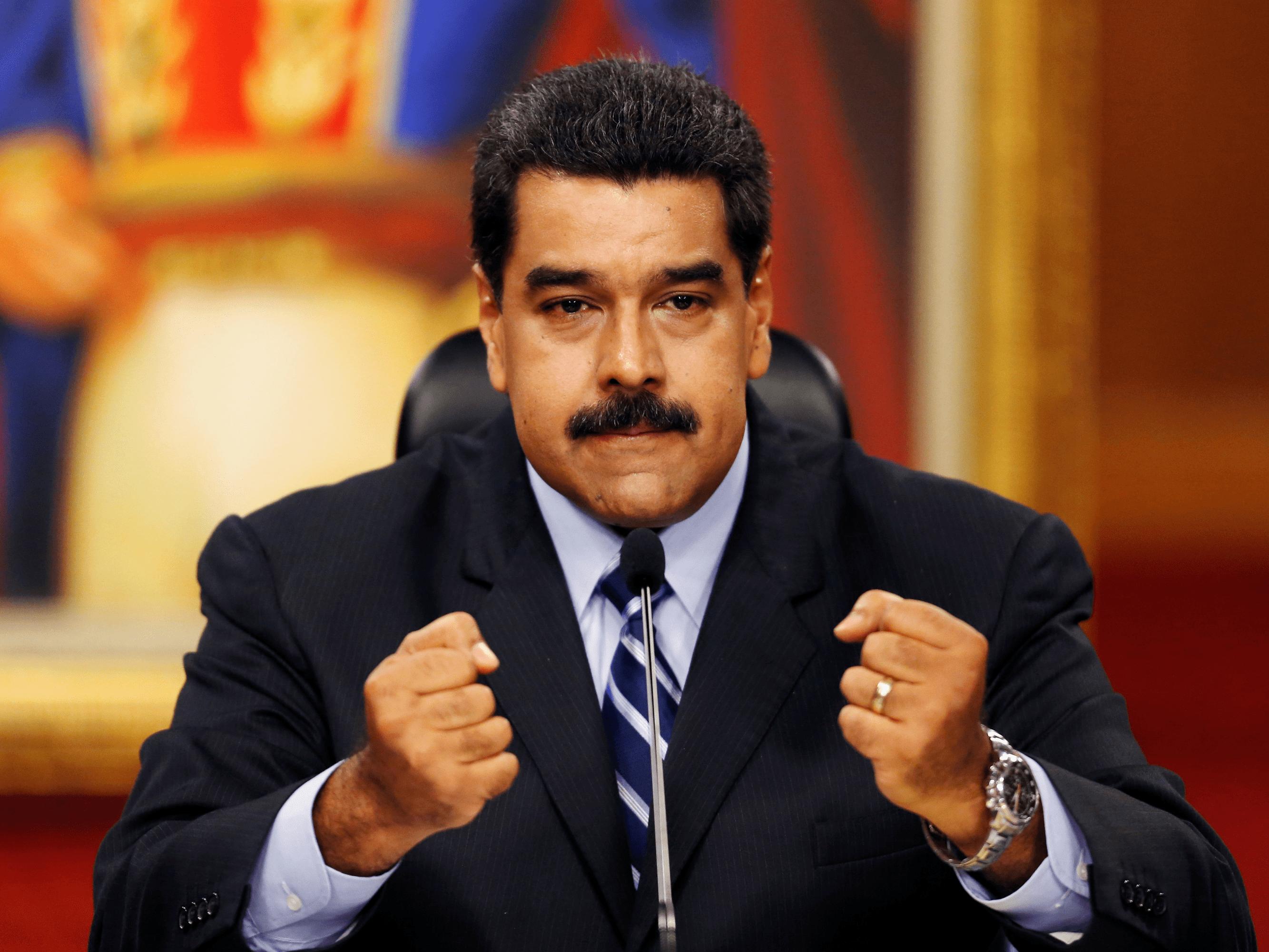 Presidente Nicolás Maduro no descarta venir a RD para diálogo con la oposición