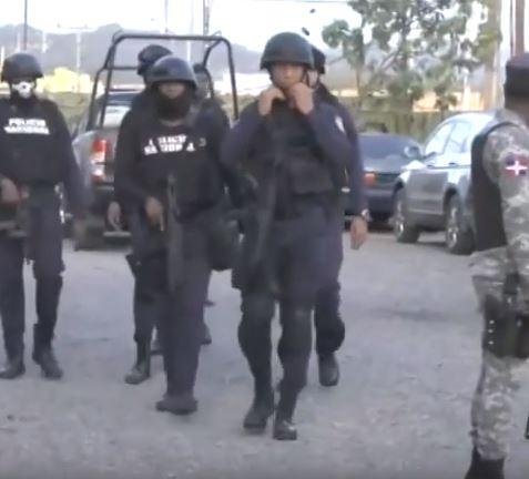 Realizan requisa en cárcel de Cotuí por doble crimen de presunto sicariato