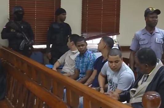 Conocen juicio a supuesta banda de asaltantes John Percival