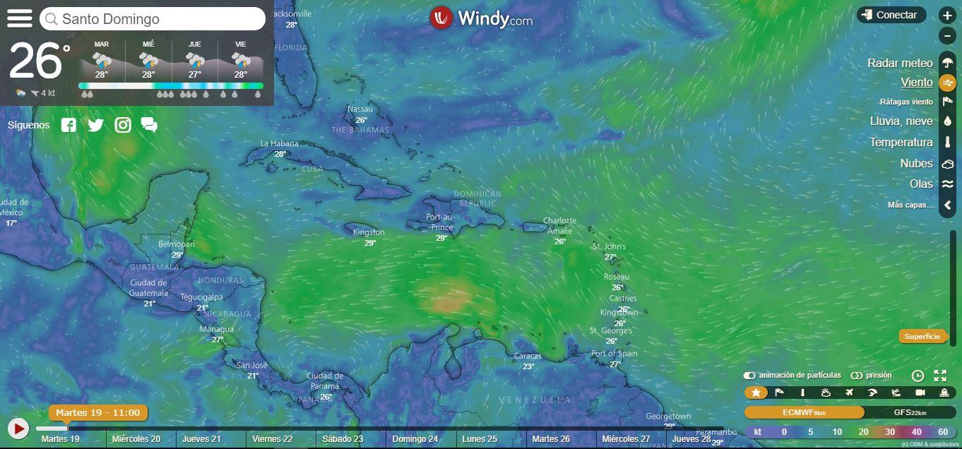Varias provincias en alerta meteorológica por posibles inundaciones