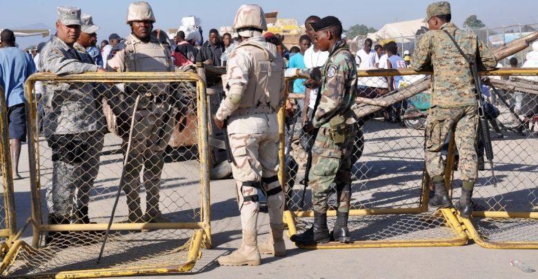 Resultado de imagen para Ministerio de Defensa inicia investigación sobre muerte de soldado y haitiano en Elías Piña