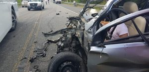 Resultado de imagen para accidente Karen Ricardo