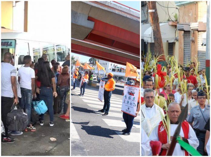 Semana Santa: vacaciones para la mayoría y una carga pesada para una minoría