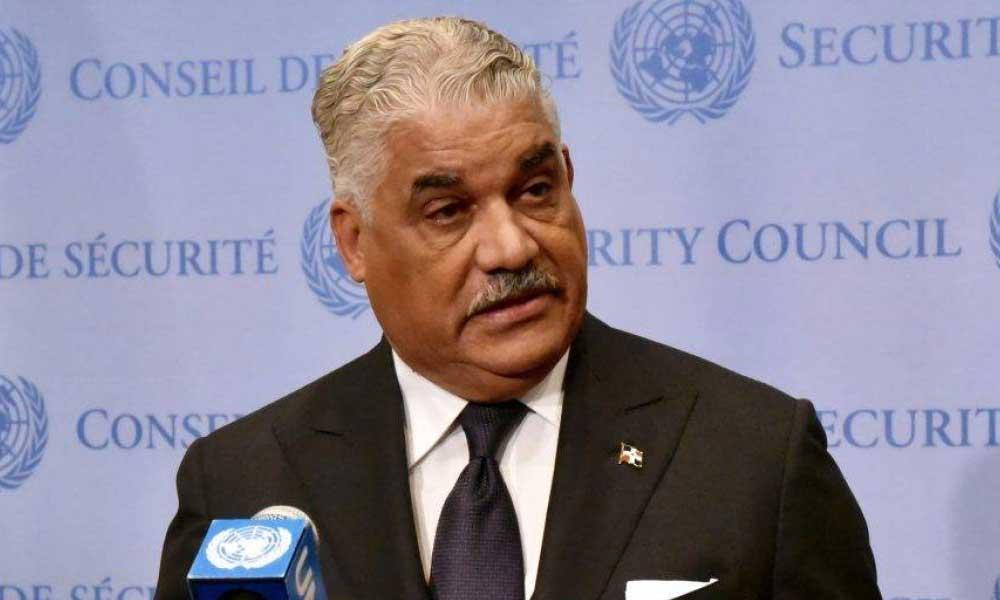 Resultado de imagen para En la ONU, canciller Vargas demanda mayores acciones contra narcotráfico y crimen organizado transnacional