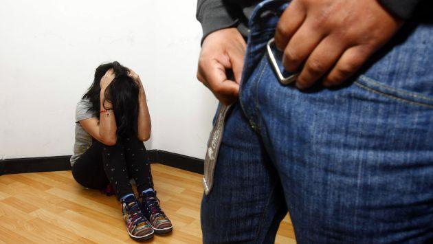 SIMULACION DE ABUSO SEXUAL VIOLACION A MENORES