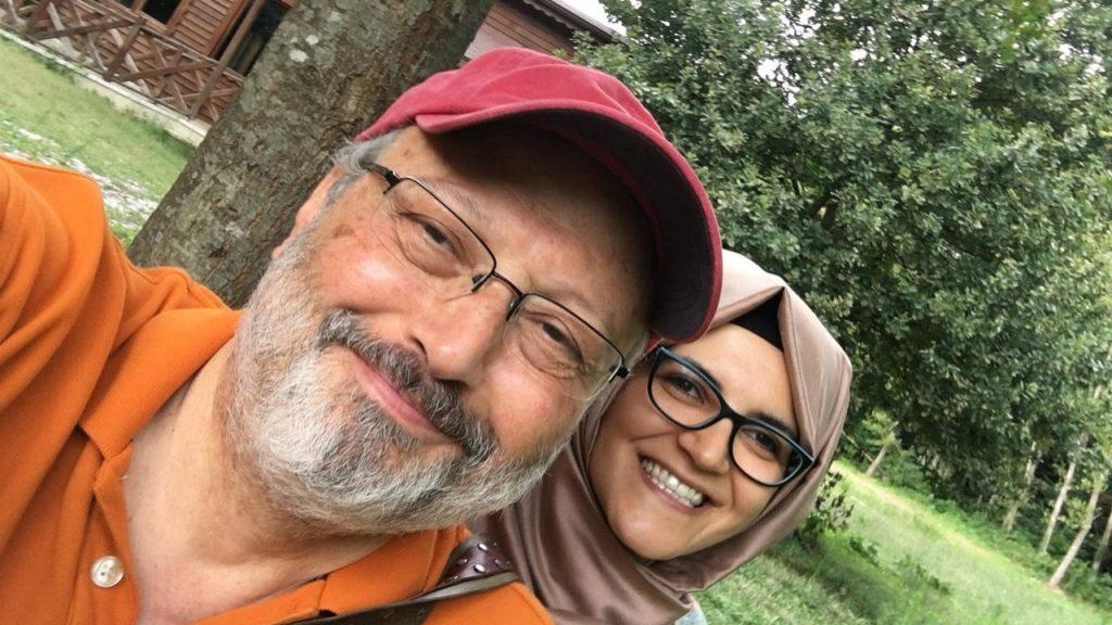 Salen a la luz las últimas palabras entre Jamal Khashoggi y sus ...
