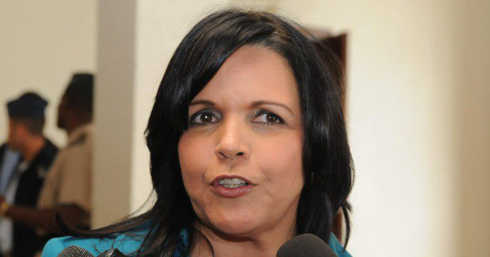 Minou dice desechar a Guillermo Bruno de debate presidencial es discriminatorio – N Dactiloscópico