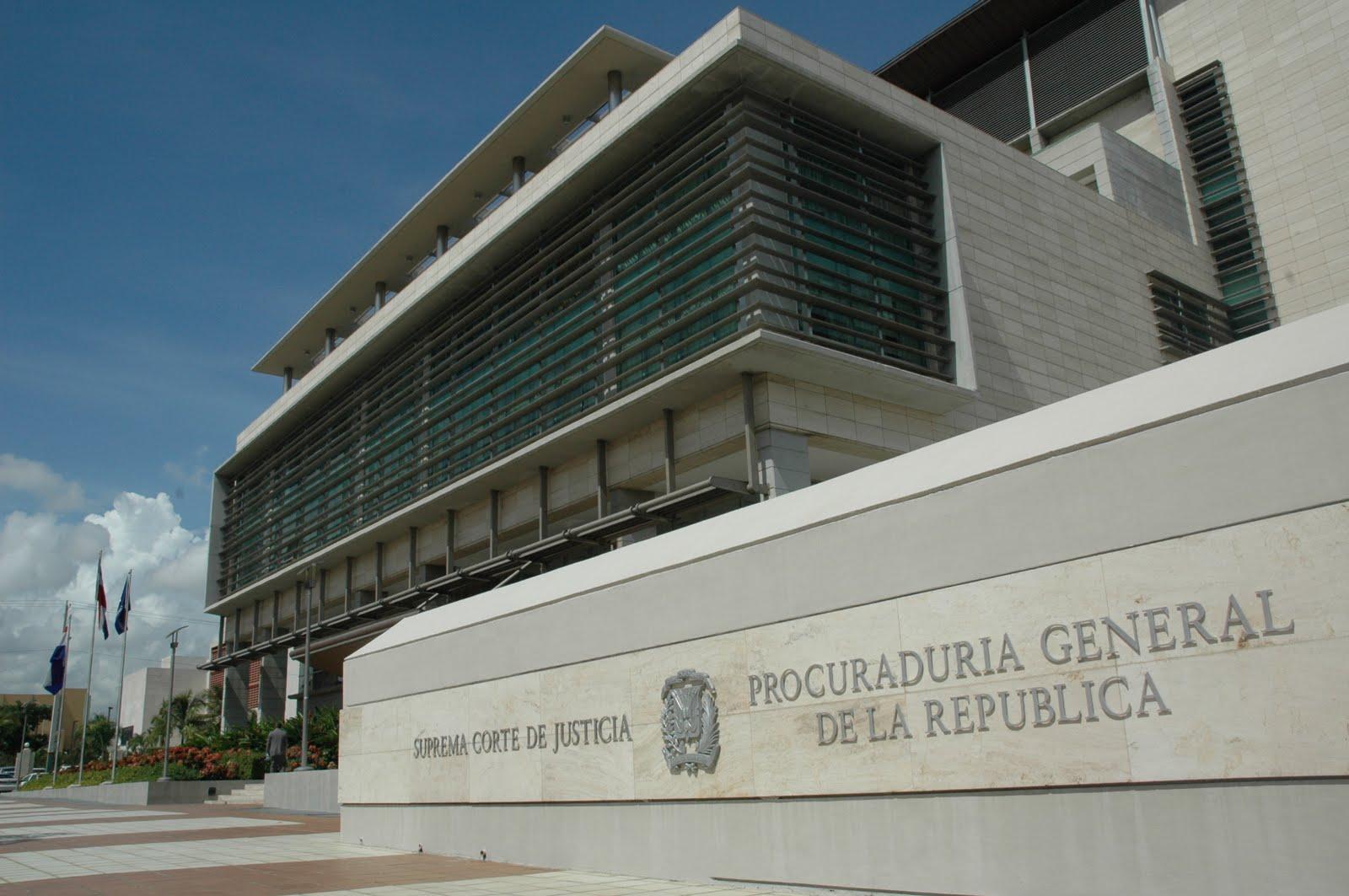 Fechada de la Procuraduría General de la República.