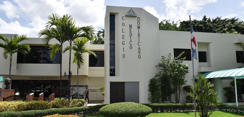 Colegio Médico Dominicano.