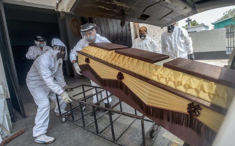 """México reporta 14.677 casos de COVID-19 no obstante con apego """"estable"""" – N Dactilar"""