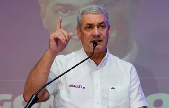 Gonzalo dice candidatos se vieron obligados a salir por su trabajo ...