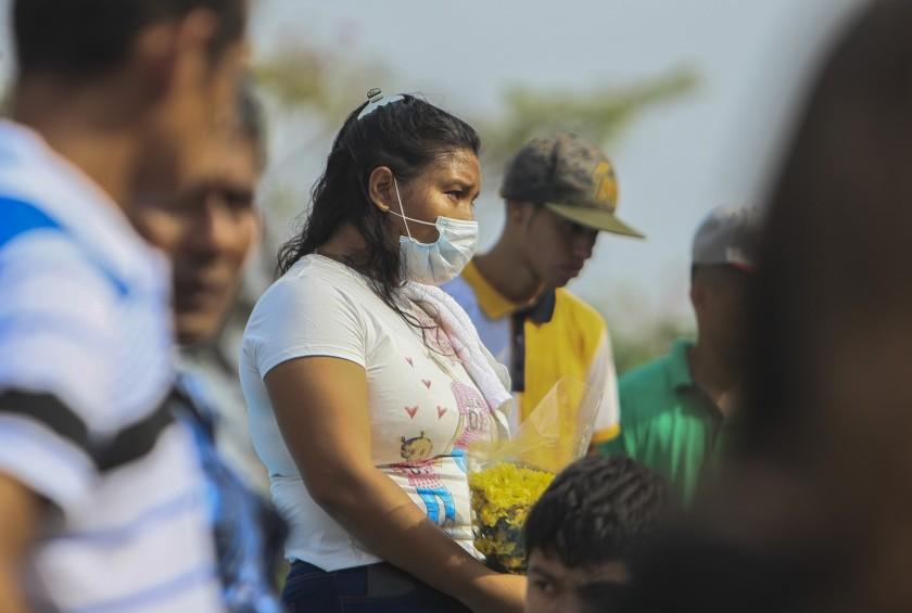 En Nicaragua los pobres deben designar entre almorzar y agregarse de COVID-19 – N Dactiloscópico