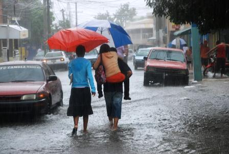 Vaguada incidirá sobre algunas localidades hasta el próximo martes