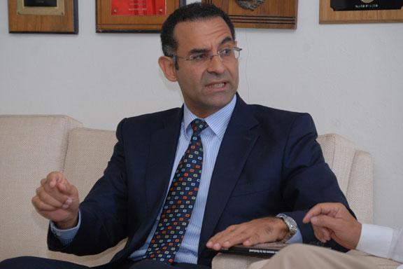 Jaime Aristy Escuder, exadministrador de Punta Catalina.
