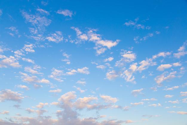 Nubes dispersas