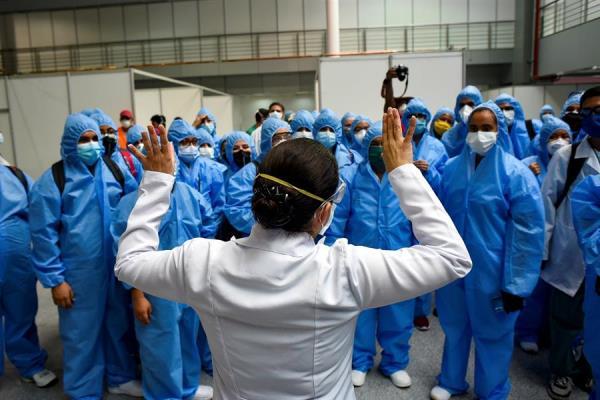 ONG de EE.UU. dona 8,8 toneladas de aportación médica a Ecuador – N Dactiloscópico