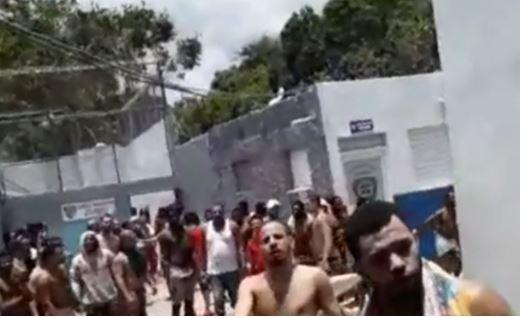 PN dice no hubo fugas ni heridos en pronunciamiento sotabanco de Mao – N Dactilar