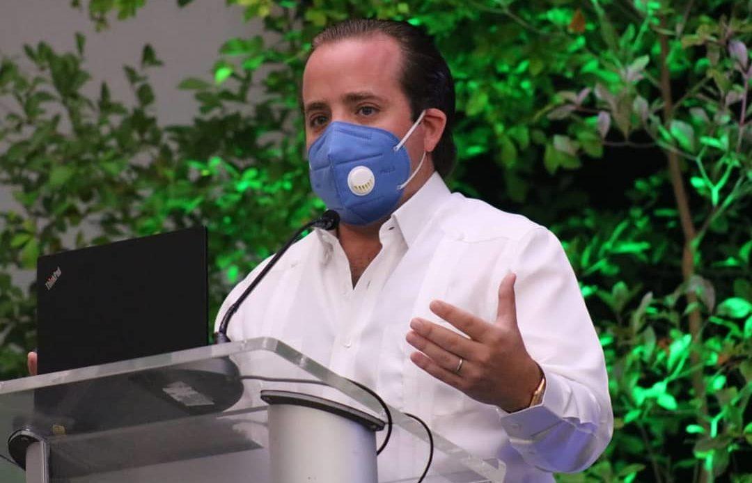 José Paliza, presidente del PRM.