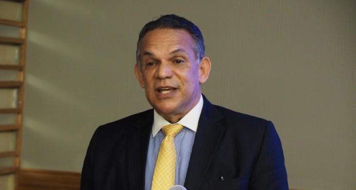 Ramón Ventura Camejo, exministro de Administración Pública.