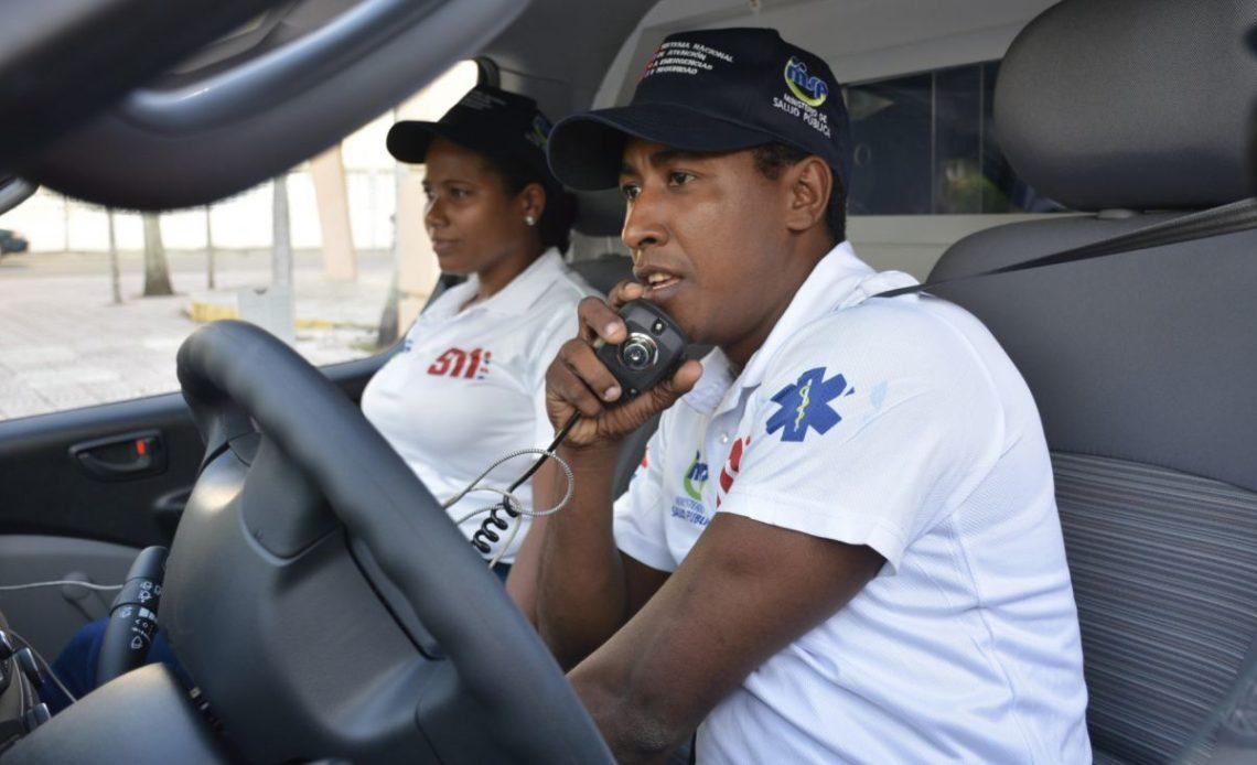 911 en María Trinidad Sánchez