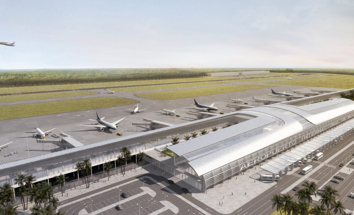 Aeropuerto de Bávaro.