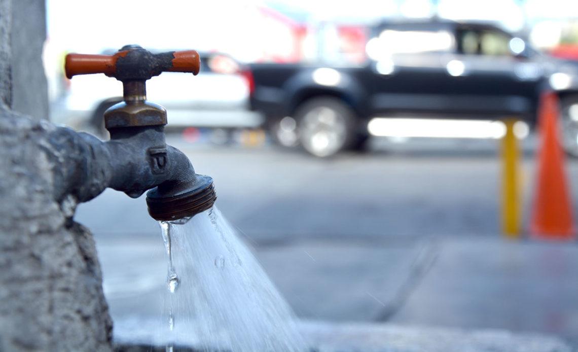 Agua potable en Fantino, Sánchez Ramírez