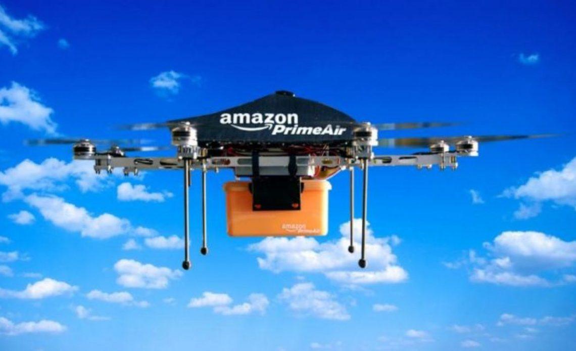 Amazon PrimeAir - Entrega por drones