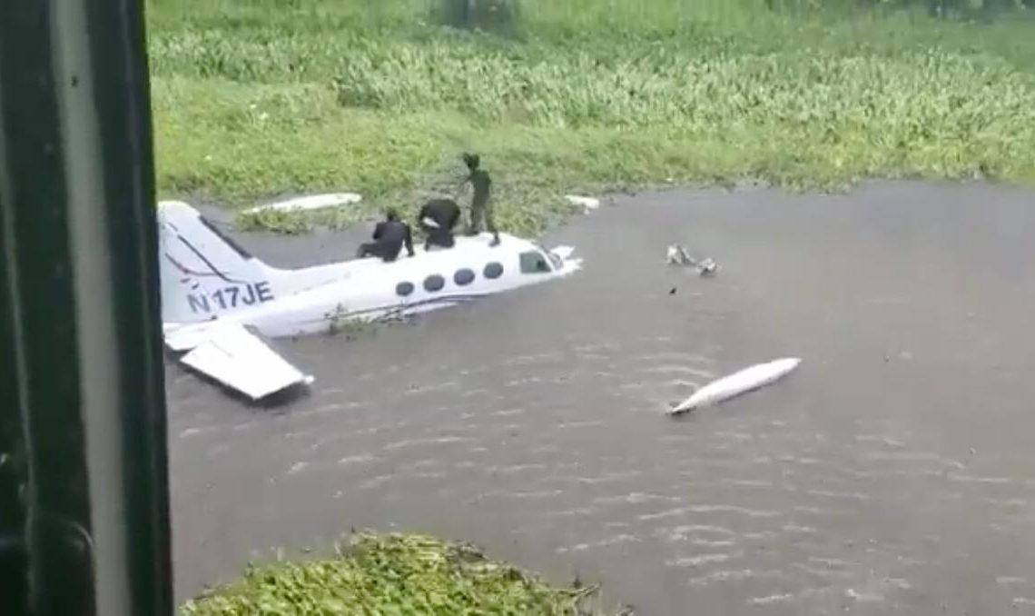 Avioneta desaparecida