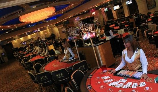 Cierre de casinos por COVID-19