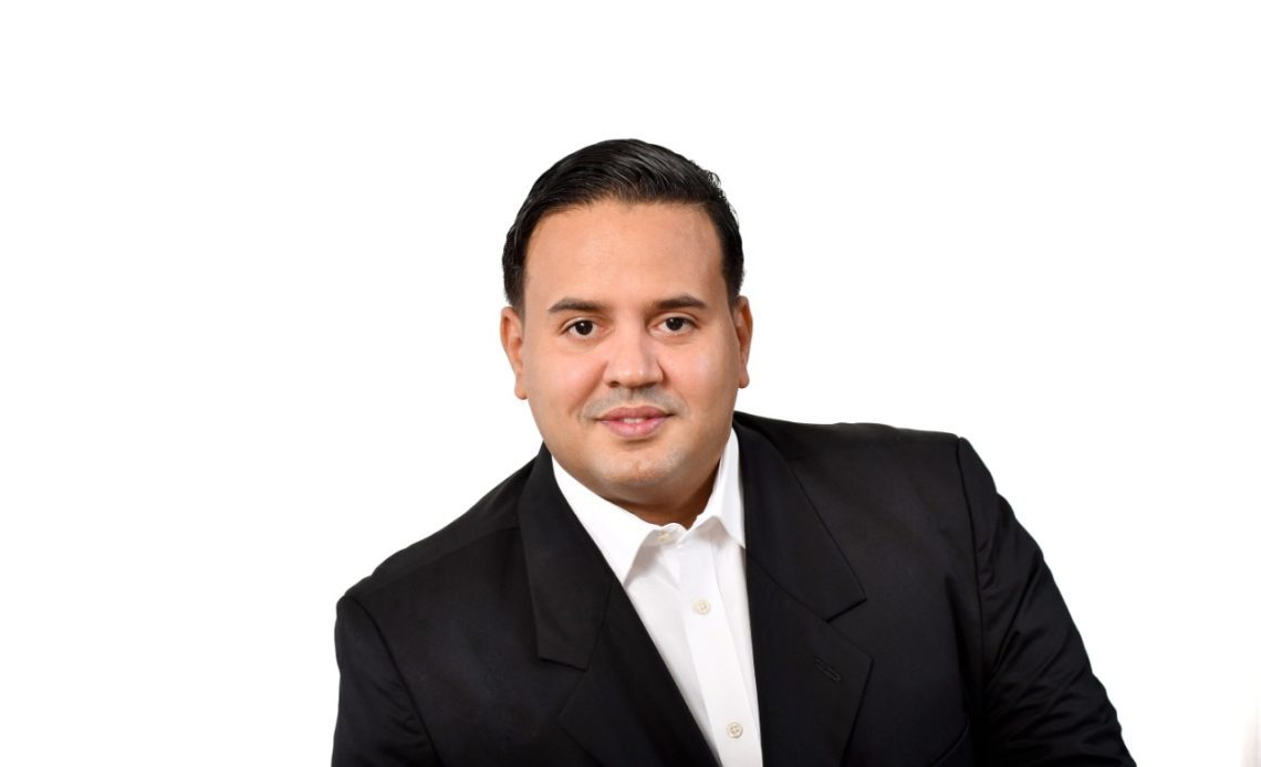 Elvis Duarte, dirigente del PRM