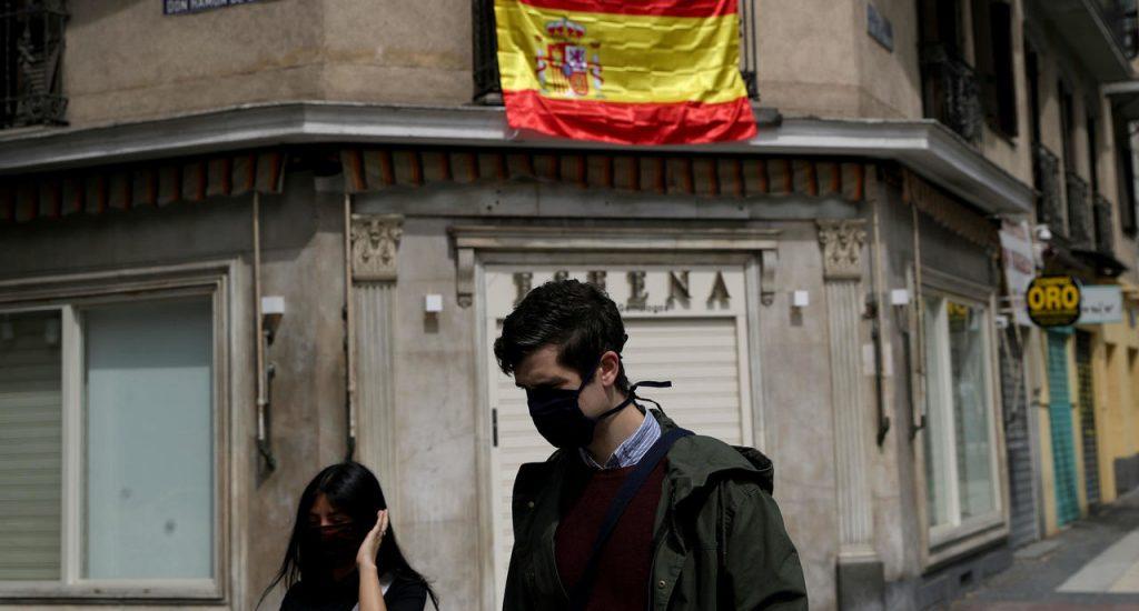 En España vuelve el rebrote. Foto EFE.