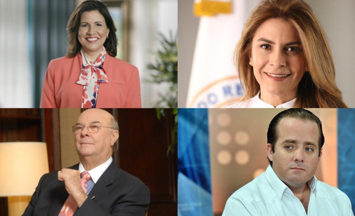 Dirigentes políticos
