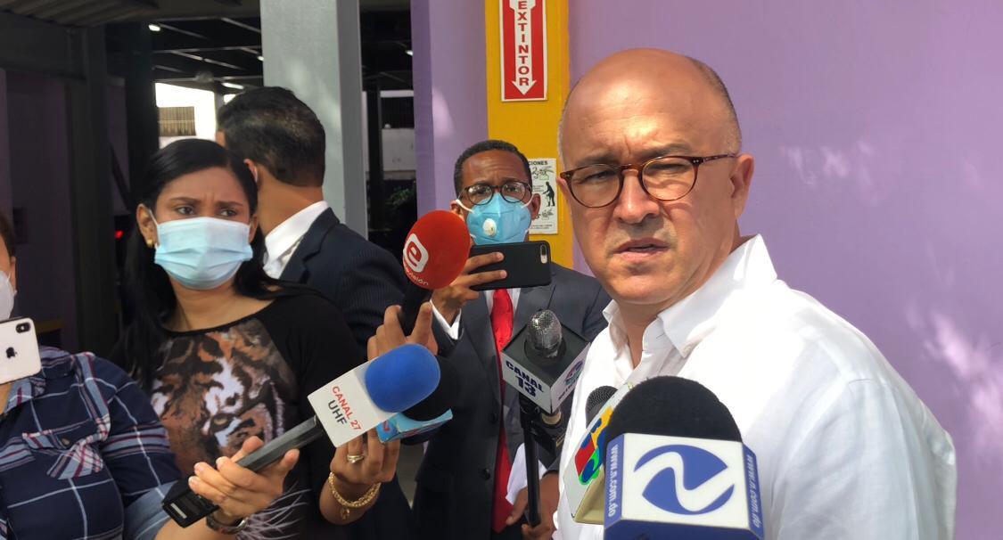Francisco Domínguez Brito, exprocurador general de la República
