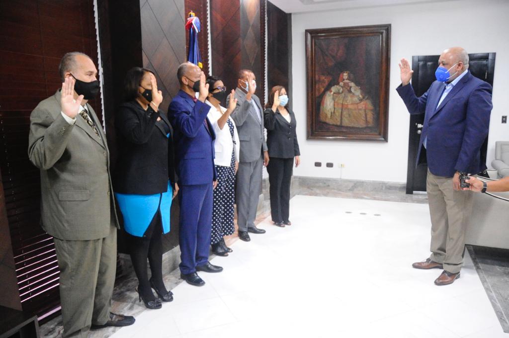 Juramento de gabinete ministerial
