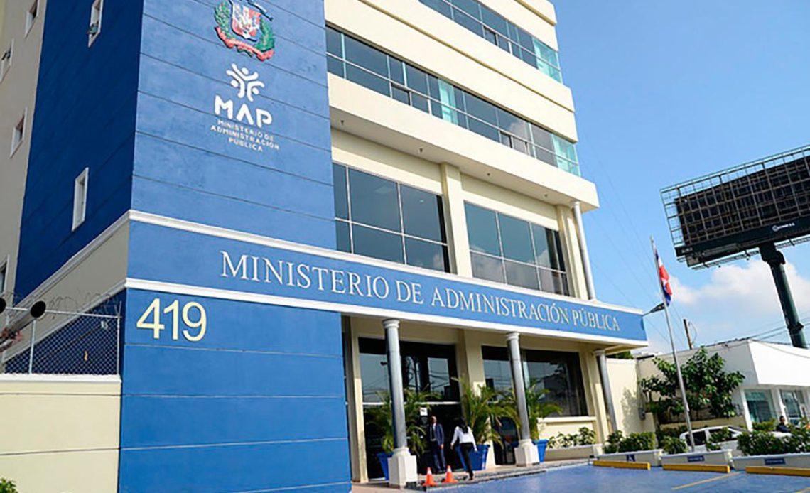 Ministerio de Adminitración Pública.