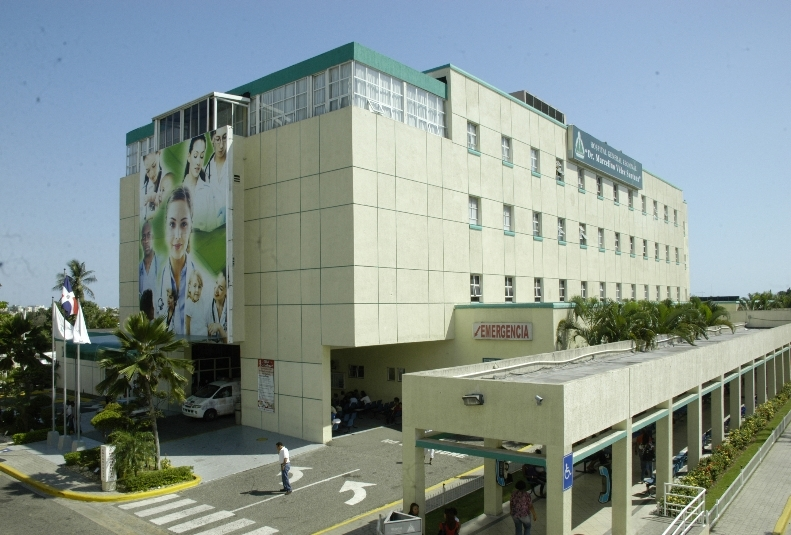 Hospital Marcelino Vélez.