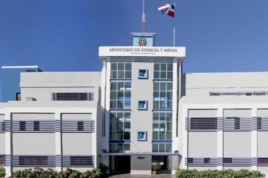 Ministerio de Energía y Minas