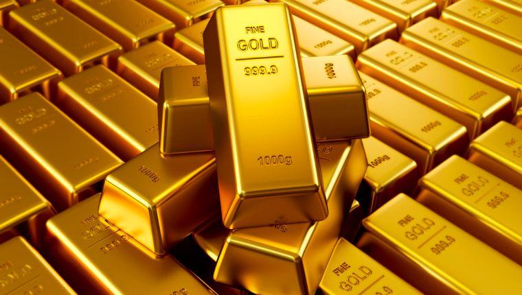 Un lingote de oro. Fuente externa.