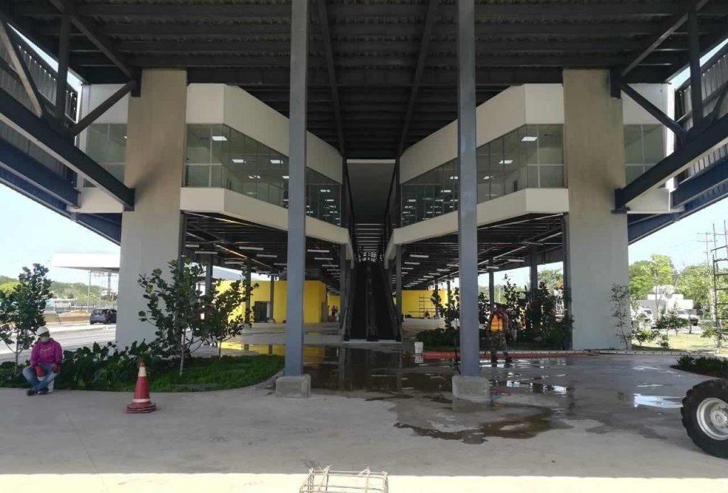 Terminal de Autobuses de Santo Domingo Este