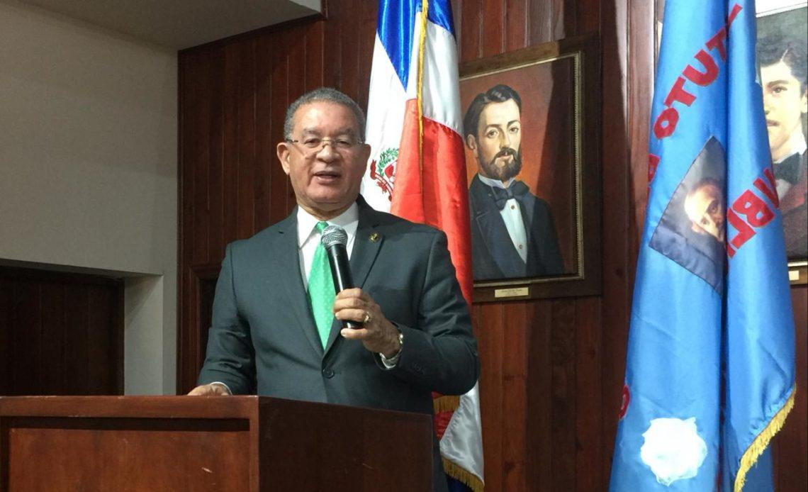 Wilson Gómez Ramírez, presidente del Instituto Duartiano