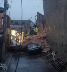 Dos muertos en Santo Domingo Oeste.