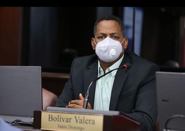 Bolivar Valera - Diputado Santo Domingo Este