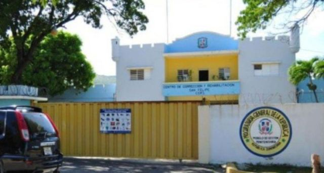 Cárcel preventiva de Puerto Plata